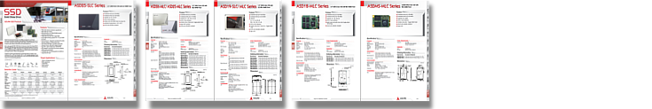 ADLINK SSD catalog preview