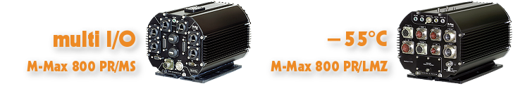 New customized M-Max systems